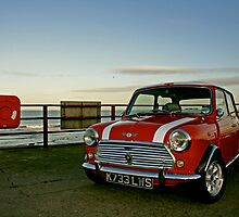 Mini Cooper by Richard Leeson