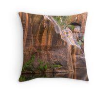 Cobbold Gorge , central Australia Throw Pillow
