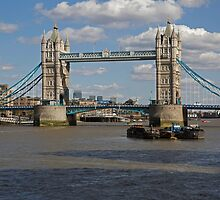 Tower Bridge by Keith Larby