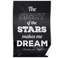 Sight of Stars Poster