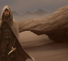 Fremen Warrior by Christina Lorenz
