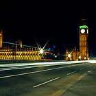 Big Ben Rush by Richard Leeson