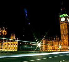 Big Ben Rush 2 by Richard Leeson