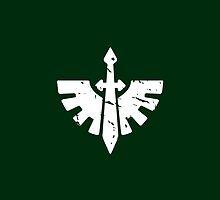 Dark Angels - Sigil - Warhammer by moombax