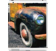 The Age of Trucks  iPad Case/Skin