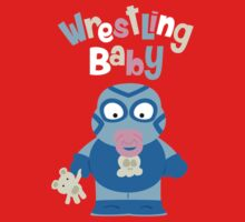 Wrestling Baby Kids Clothes