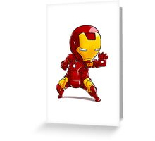 IRONMAN Greeting Card