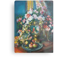 Korovin. ROSE 1915  (author's copy) Metal Print