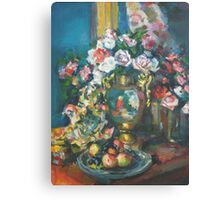 Korovin. ROSE 1915  (author's copy) Canvas Print
