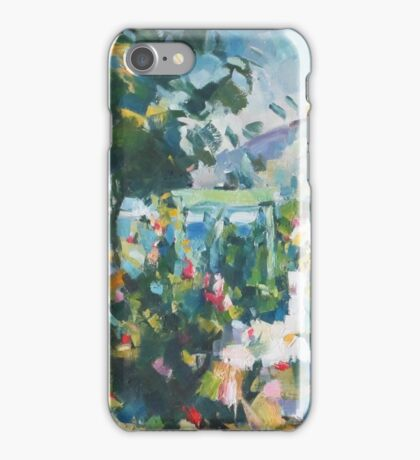 Korovin. Gursuf. Crimea. 1917 (author's copy) iPhone Case/Skin