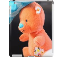 Orange Bear iPad Case/Skin