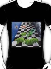 The Grass Spill Tee T-Shirt