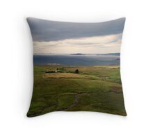 The  Mexican Hat Throw Pillow