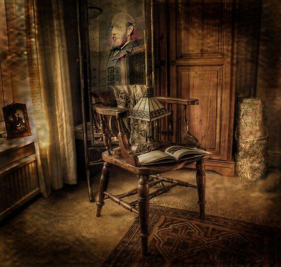 Man Of Mystery   by Irene  Burdell