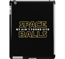 SB: We Ain't Found SITH iPad Case/Skin