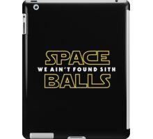 SB: We Ain't Found SITH iPad Case/Skin