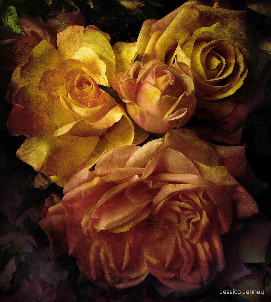 Sunset Rose by Jessica Jenney
