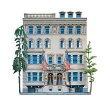 New York building Photographic Print