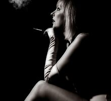 Lost in Thought (Sensual Smoke) by melmoth
