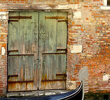 Gondola, Venice by travellingshan