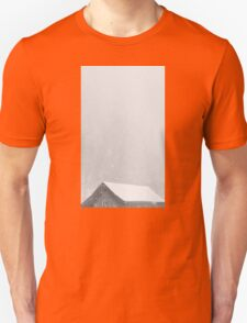 Eaves in the snow T-Shirt