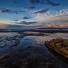 Maroubra Reflections by yolanda