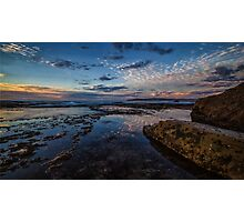 Maroubra Reflections Photographic Print