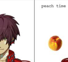Peach Time (Mizuki - DMMD) Sticker