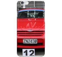 2000 AU XR8: NZ Falcon & Fairlane Car Club Nationals 2015 iPhone Case/Skin