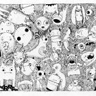 monsters by Zuziek