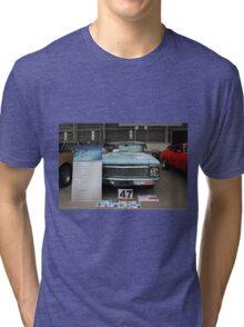 1965 XP Falcon Coupe: NZ Falcon & Fairlane Car Club Nationals 2015 Tri-blend T-Shirt