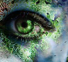 her mind's eye by Voytek Swiderski