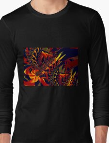 fisher nets Long Sleeve T-Shirt