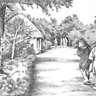 Bunratty Folk Park by Alice McMahon