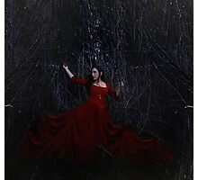 From a dark realm  Photographic Print