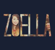 Zoella Name Floral Kids Clothes