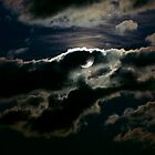 Dramatic Sky by Christopher Wardle-Cousins