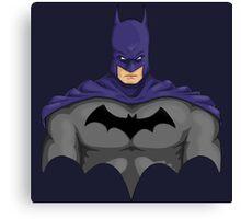 batman bust Canvas Print