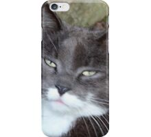 Just a Regular Visitor to the Garden iPhone Case/Skin