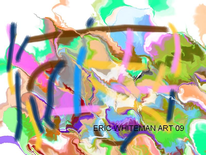 (DUMB IDIOT) ERIC WHITEMAN  by ericwhiteman