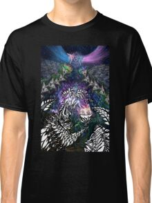 Manifest - Shamanic psychedelic artwork Classic T-Shirt