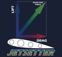 JETSETTER SERIES #2 by Philip James Filia