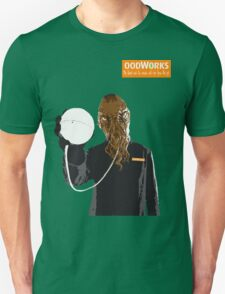 oodWorks - What can Ood do for you? T-Shirt