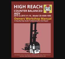 Workshop Manual - High Reach AGV BW One Piece - Short Sleeve