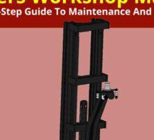 Workshop Manual - High Reach AGV BW Sticker