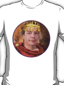 Emperor Nigel Farage T-Shirt