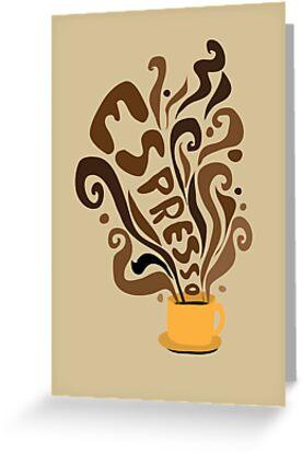 Espresso by Stephen Wildish