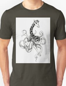 Craig the Giraftopus Unisex T-Shirt