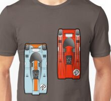 Slot Cars II Unisex T-Shirt