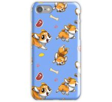 Too Many Ichabods - Blue iPhone Case/Skin